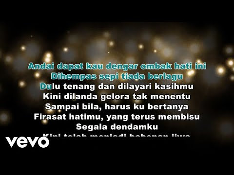 UniqueKaraoke - Misha Omar - Sampai Bila (Instrumental Karaoke Version With Lyrics)