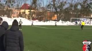 НК Верес - Калуш - 4-0 (11/02/2017, контрольний матч)