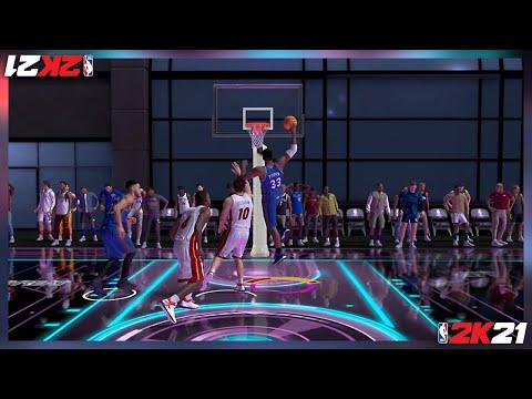 NBA 2K21 MyTEAM: Build Your Dream Team