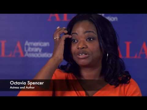 Keynote Speaker Octavia Spencer at the 2013 ALA Annual ...