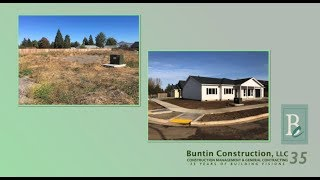 New Home Construction In Anjou Development - Medford, Oregon