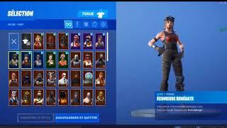 I sell my fortnite account [rare skin]