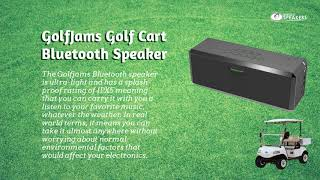 The 5 Best Wireless Speakers for Your Golf Cart