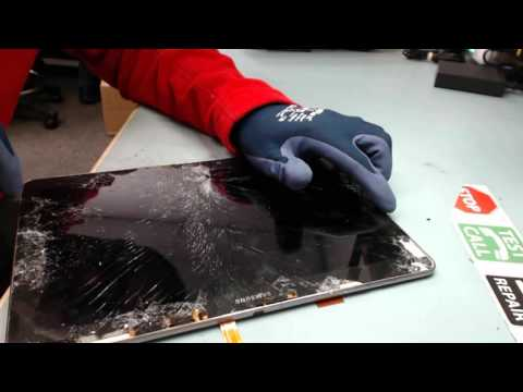 Samsung Galaxy Note Pro 12.2 Screen Replacement and Teardown