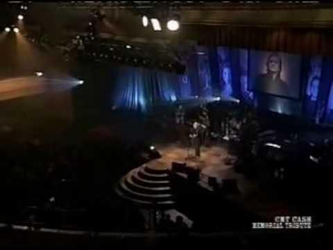 Kris Kristofferson   Sunday Morning Coming Down Johnny Cash Memorial Concert