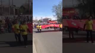 Минусинцы празднуют День Победы