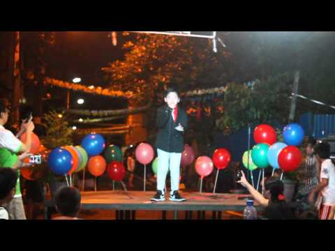 Flashlight - John Carlo Tan in San Miguel, Manila