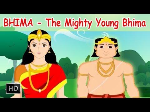 Bhima Stories - The Mighty Young Bhima - Short Story from Mahabharata