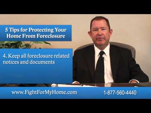 Dade City Foreclosure Attorney   5 Tips for Protecting Your Home   Zepyhrhills 33523