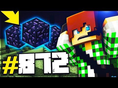 Minecraft ITA - #872 - QUANTA OSSIDIANA C'E' NELL'END? ESPERIMENTO