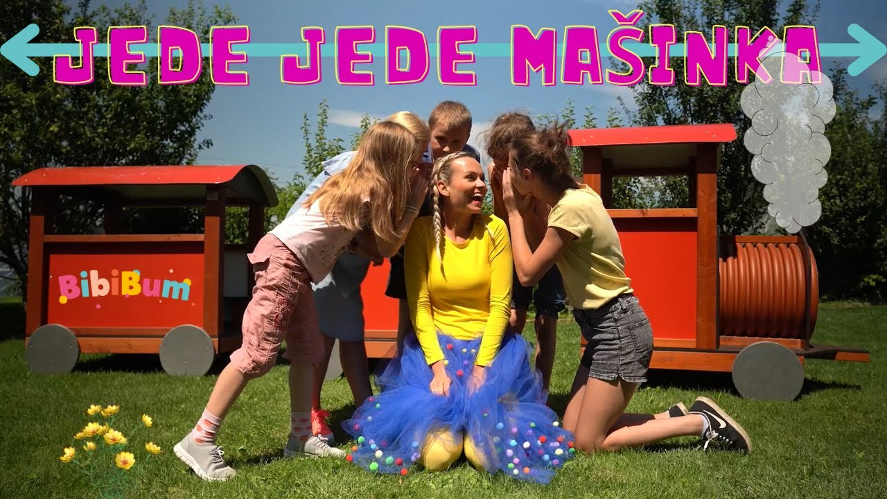 Download BibiBum - JEDE JEDE MAŠINKA