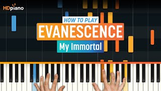 """My Immortal"" by Evanescence  