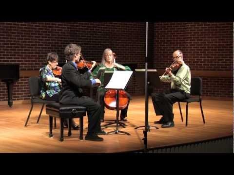 Ananda Dances for String Quartet