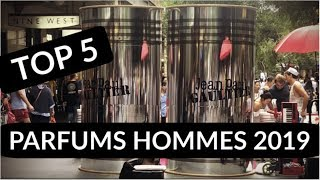 Top 5 Parfum Hommes 2019 | Top 5 men fragrances | Manon Amelie