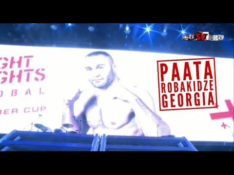 Paata Robakidze - Let's Go