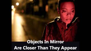 Meshell Ndegeocello - Weather (Album) - Objects In Mirror Are Closer Than They Appear