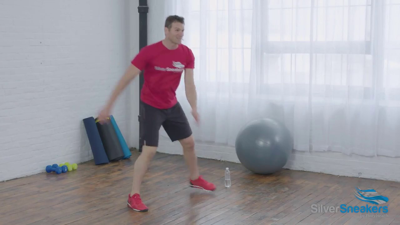 Your Daily Workout: 8-Minute Cardio
