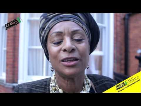 Festival Jamaica 2012  Dona Croll how I'll spend Jamaica 50th