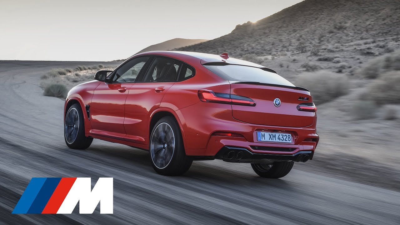 The First Ever Bmw X4 M Competition Official Launchfilm F98 2019