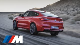 The first-ever BMW X4 M Competition. Official Launchfilm (F98, 2019). thumbnail