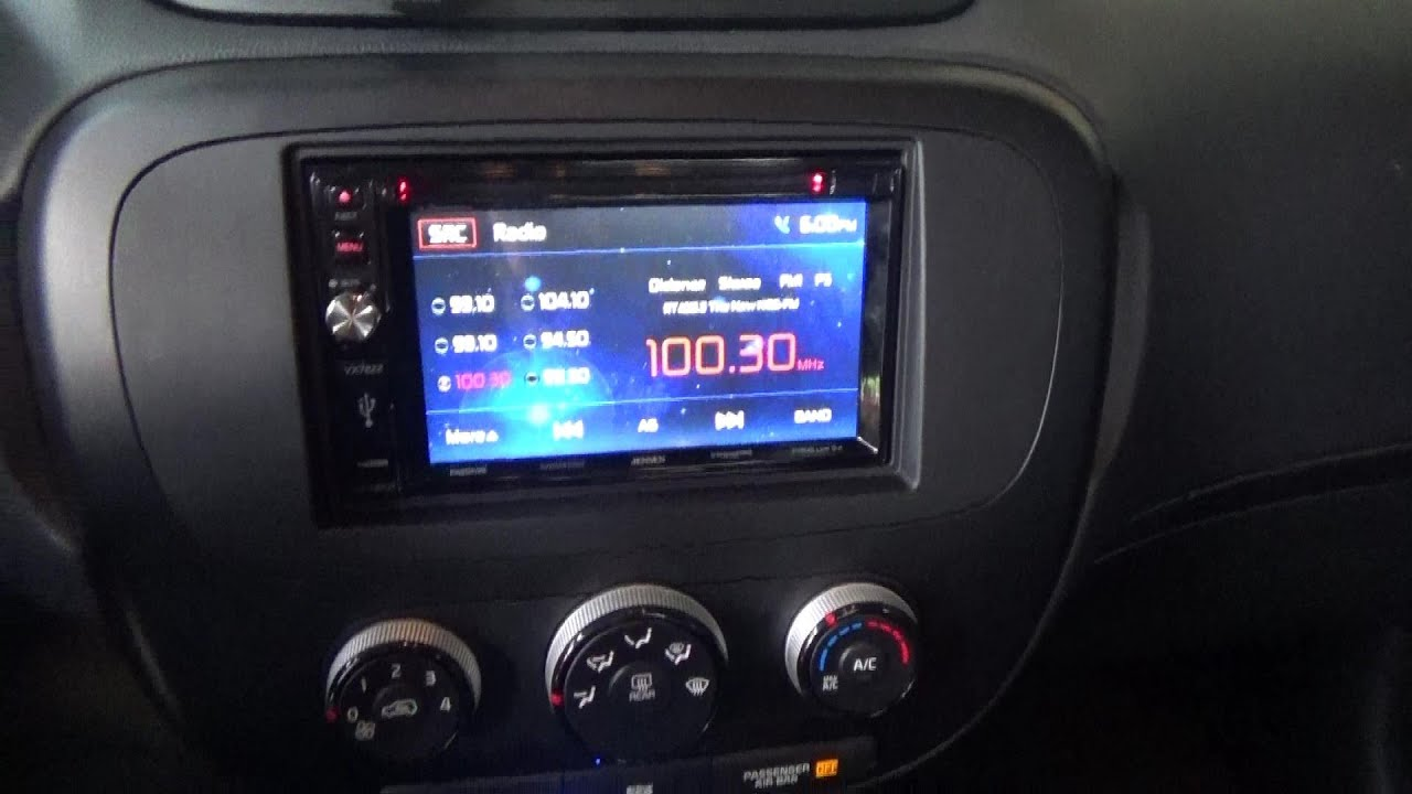 how to: 2014 kia soul audio upgrade part 2 head unit installation