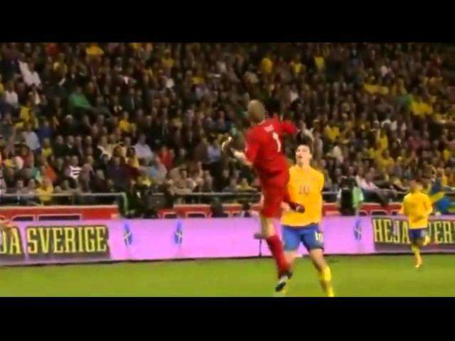 aji smile - GOL TERBAIK IBRAHIMOVIC Travel Video