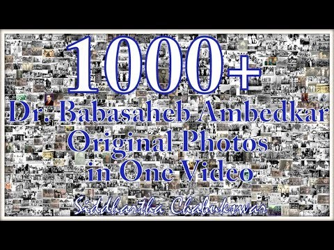 1000+ Original Photos of Dr. Babasaheb Ambedkar in One Video | Nonstop Bhimgeete | नॉनस्टॉप  भीमगीते
