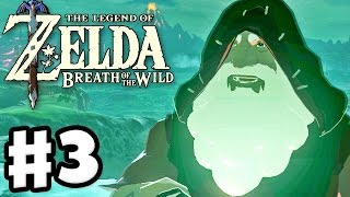 Stasis Trial! Cryonis Trial! - The Legend of Zelda: Breath of the Wild - Gameplay Part 3