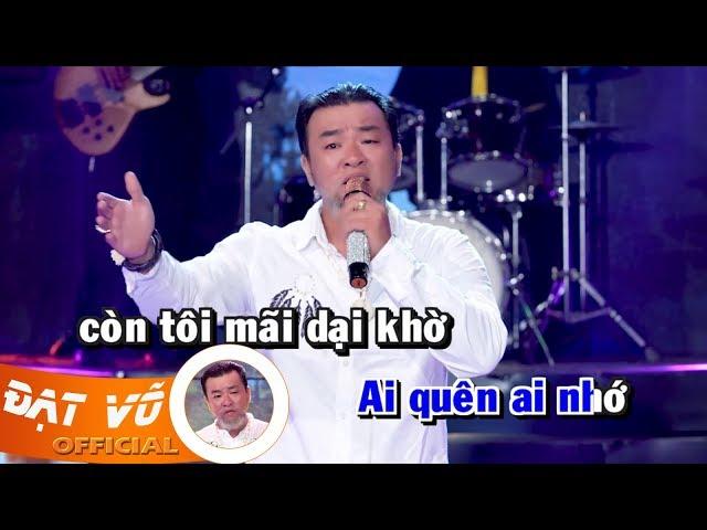 Karaoke Một Đời Nhớ - Đạt Võ ( Beat Gốc )