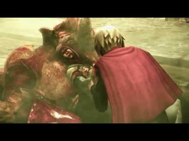 Final Fantasy Type-0 HD (видео)