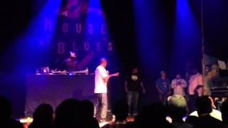 Murs & 9th Wonder - Fornever, I Used To Love Her (Again) & The Problem Is Live @ House of Blues LA