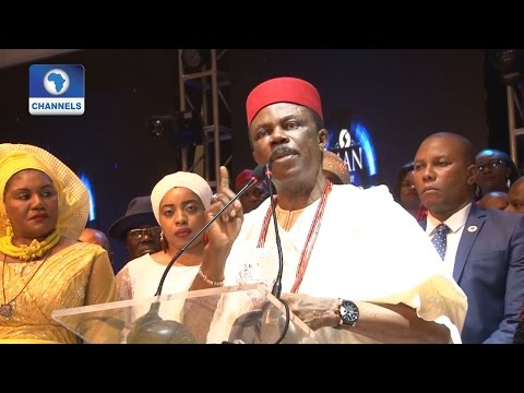 Metrofile: Governor Willie Obiano Bags Silverbird Man Of The Year Award 2016