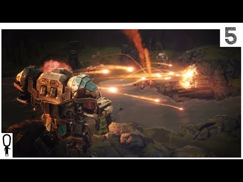 HOLD OUT FOR REINFORCEMENTS - Part 5 - Let's Play BattleTech Gameplay Walkthrough