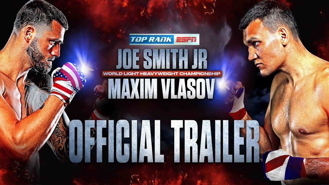 Smith Jr. vs. Vlasov | OFFICIAL TRAILER - YouTube