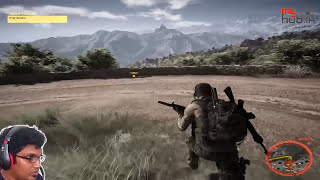 ghost recon wildlands ස හල review   myhub lk