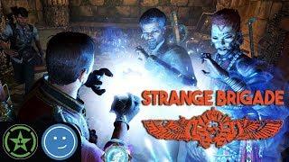Awkward Hands - Strange Brigade | Let
