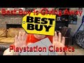Best Buy Is Giving Away Playstation Classics (with Purchase of PS4 Pro)