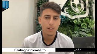 El mediocampista argentino habló sobre el trabajo del León con el nuevo estratega, Ariel Holan, su compatriota