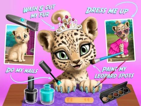 Baby Jungle Animal Hair Salon