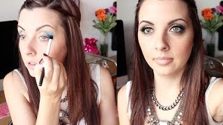 GRWM | Smokey Blues Thumbnail