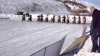 Мотоспорт в г  Ирбит Свердловской обл