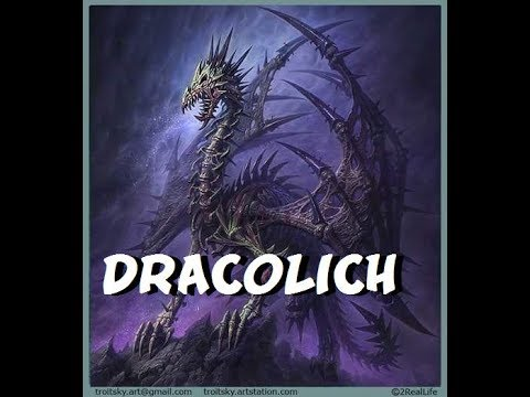 Dungeons and Dragons: The Dracolich