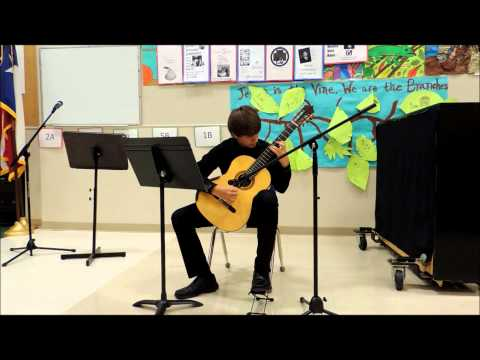 St Gabriel Catholic School Guitar Studio Recital