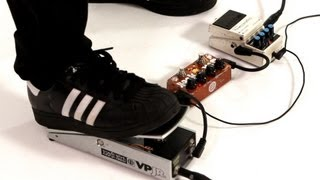 Pedal Order When Delaying with Volume | Guitar Pedals