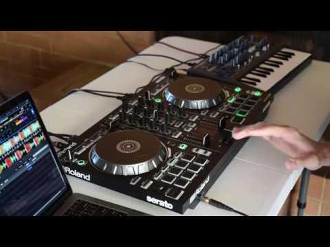 Roland DJ-202 Tutorial: Using the Sequencer