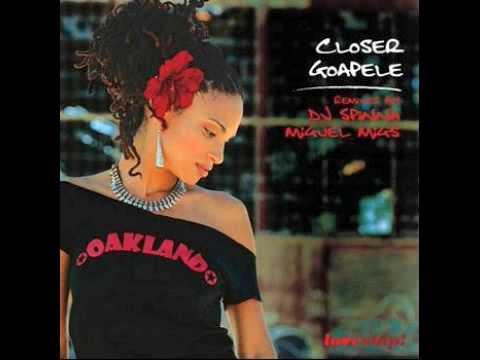 Goapele - Closer (DJ Spinna Remix)