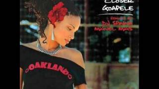 Goapele - Closer (DJ Spinna Remix)
