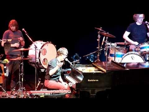 HD - Ben Folds - Sleazy (Ke$ha Cover) live @ MQ, Vienna 05.03.2011, Austria