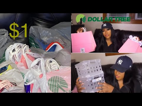 Entrepreneur Life EP. 2: $50 Dollar Tree Packaging Haul  For LipGloss Business | BeautyForeverHair