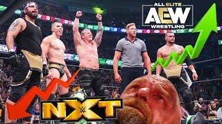 AEW Beats WWE, Edge To Wrestle Again, Rock vs Orton & More